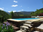 Recent detached 5-room house on 1000m² of land