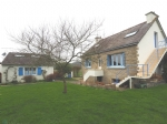 Pretty two bedroom house + cottage for two people
