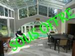 Beautiful longere with veranda and swimming pool