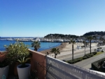 Magnificent sea view for this 2/3 room apartment of 60 m2 and terrace of 75 m2