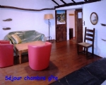 Property with house 127 m2, gite 113 m2, 3.15 wooden plots and pres- cellar-barn -stable-workshop