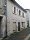 Renovated town house immediately habitable, 7 km from COURPIERE