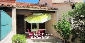 Exclusive To Saint Cyprien Beach. Very Nice T3 Renovated Villa.