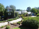 Very nice property on 4 ha including an old renovated 19th century mill, guest house