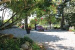 Renovated farmhouse, 7 rooms on 8400 m2 land with building part