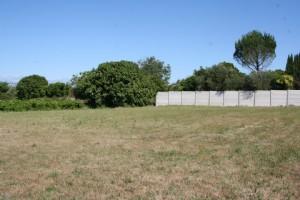1,878 m2 building land, South of Ledignan