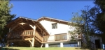 Luxury chalet with high quality materials and magnificient view on the Pyrenees mountains