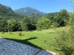 Puilaurens sector between sea and mountains single storey villa, 4 sides of 182 m2 Approx