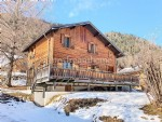 Chalet in Saint Nicolas la Chapelle (73590) with view of the Mont Blanc