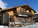 4 bedroom chalet with great view in the centre of Flumet (73590)