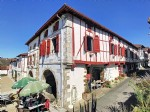 Restaurant and House for Sale in La Bastide Clairence (64240)