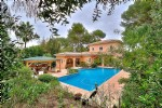 Wmn3221260, Neo-Provencal House With Heated Pool - Biot Clausonnes