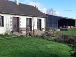 Normandy house with substantial outbuilding and workshop