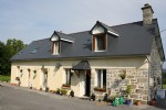 High quality fully renovated house with gite in Normandy