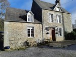 Detached house with gite rural setting but near town
