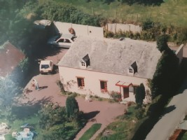 Normandy country cottage - needs work - masses of potential though - worth a look