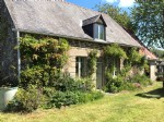 Quaint cottage in Normandy in grounds of around one acre
