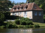 Stunning renovated mill with gîtes and lakes