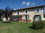 House and gite with spectacular views