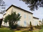 3 bed house, 2 bed gite, large garden, river frontage