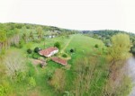 Equestrian property, River ISLAND 9.8 hectares land, 2 houses, Barn