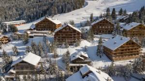 For Sale : 4 bedrooms Ski Apartment in MERIBEL.