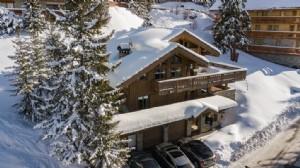 For Sale : 5 bedrooms Ski Apartment in MERIBEL.