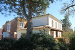 Recently renovated Maison de vigneronne with stunning mountain views