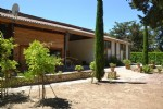 Comfortable 4-bedroom country house in a small hamlet, stunning under cover heated pool