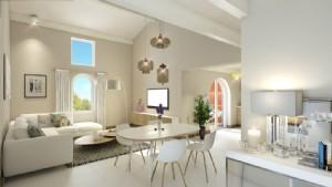 For Sale : 4 bedrooms Apartment in GRIMAUD.