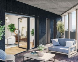 For Sale : 2 bedrooms Apartment in PARIS 13.