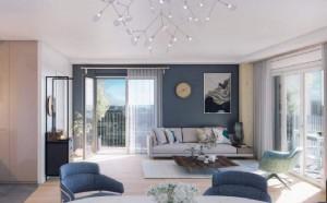 For Sale : 3 bedrooms Apartment in PARIS 13.