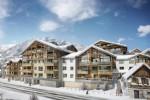 Alpe d'Huez ski apartment for sale