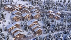 For Sale : 5 bedrooms Ski Chalet in MERIBEL.