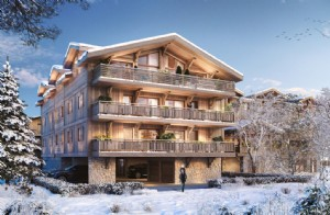 For Sale : 3 bedrooms Ski Apartment in LES GETS.