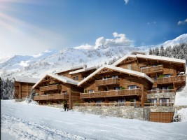 For Sale : 2 bedrooms Ski Apartment in MERIBEL.