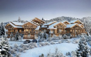 For Sale : 4 bedrooms Ski Chalet in MERIBEL.