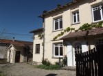 Charente Maritime. Quaint village house with 2 bedrooms and study.
