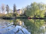 5 Bed Riverside Mansion, Gite, Rental income, Charente