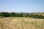 Aude Land for sale. Plot with stunning, far reaching views