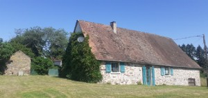 House for sale with huge lake and almost 6 hectares of land Dordogne