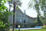 For Sale : 6 bedrooms Stone riverside house, pool. Charente