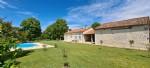 4 bedroom House sale CHALAIS Charente