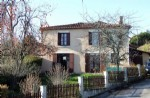 South Charente. 4 bed house to renovate. Walk to shops and leisure facilities.