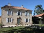A fine Gascon Maison de Maitre full of  original features.