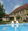 Lovely country house with pool on 1.1 hectare of land