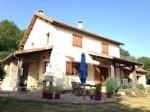 3 BR energy efficient house, 2 garages + attached building plot/pasture
