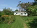 Lovely bungalow with large mature garden