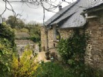 Renovated cottage tucked away in idyllic sitution near the riverside town of Pont D'Ouilly