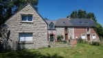 Yvignac la tour: large country property with potential for B&B or gite